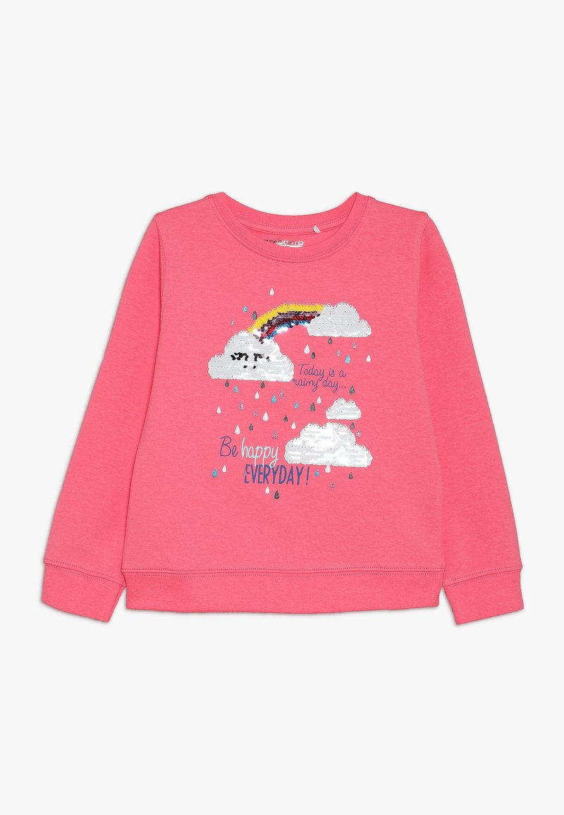 Staccato - KID - Sweatshirt - neon red
