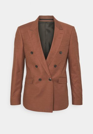 HELDIN - Suit jacket - mellow mulberry