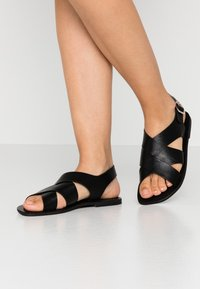 Glamorous Wide Fit - Sandály - black - 0