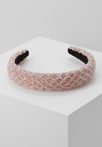 Pieces - PCNELLI HAIRBAND D2D - Hair Styling Accessory - ash rose - 0