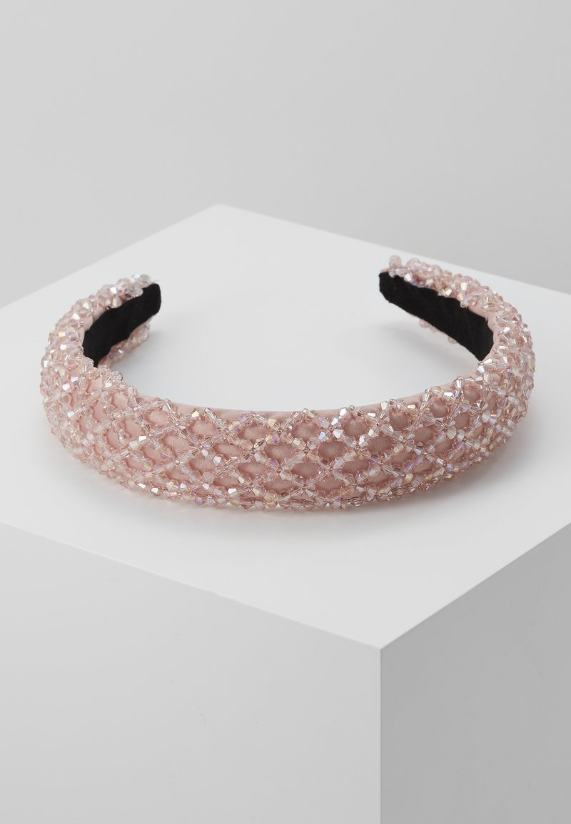 Pieces - PCNELLI HAIRBAND D2D - Hair Styling Accessory - ash rose