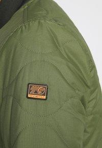 Petrol Industries - Short coat - dusty army - 6