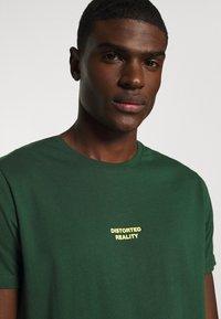YOURTURN - T-shirt print - dark green - 4