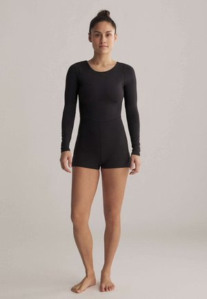 SHORT COMFORT  - Gym suit - black
