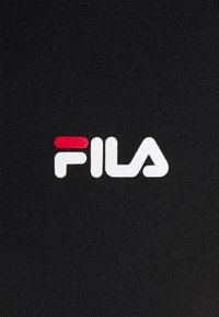 Fila Tall - TANDY TEE - Print T-shirt - black/bright white - 2