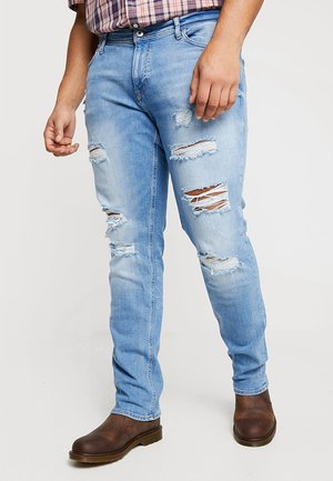 JJILIAM JJORIGINAL - Jeans Skinny Fit - blue denim