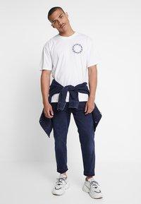 Edwin - ALTERED FANTASY - Print T-shirt - white - 1
