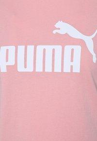Puma - LOGO TEE - Camiseta de deporte - bridal rose - 5