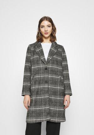 THE COAT - Classic coat - black