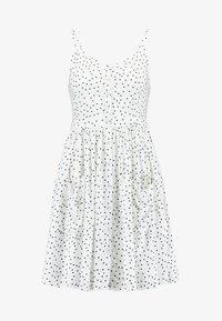 Superdry - AMELIE CAMI DRESS - Shirt dress - white - 3