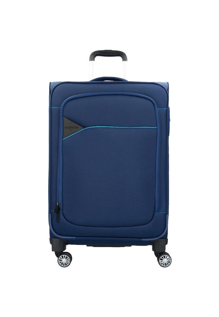 Hardware - SKYLINE - Wheeled suitcase - blue light blue