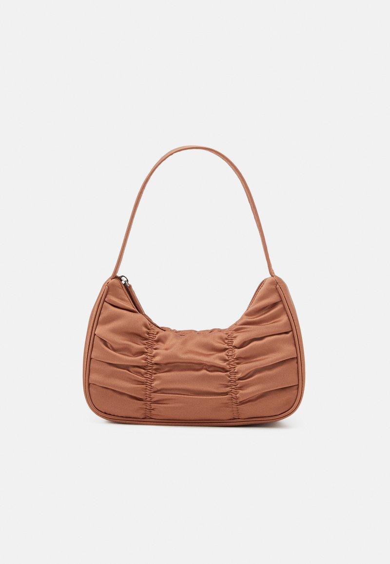 Monki - TANYA BAG - Handbag - beige dark