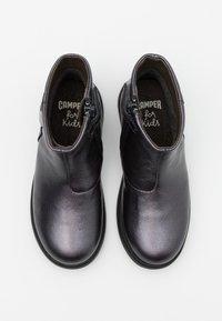 Camper - DUET - Korte laarzen - dark gray - 3