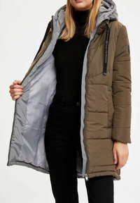 DeFacto - Winter coat - khaki - 3