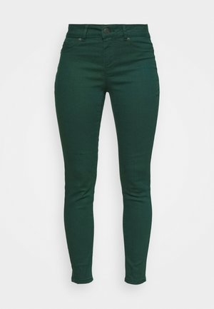 VMHOT SEVEN SLIM PUSH PANT - Jeans Skinny Fit - sea moss