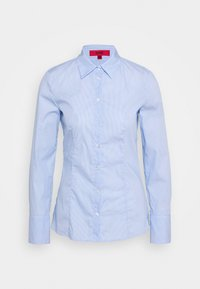 HUGO - THE FITTED - Button-down blouse - blue - 3