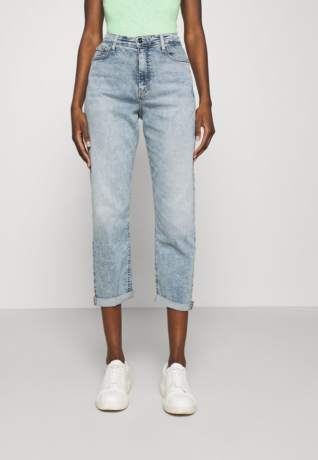 BOYFRIEND - Relaxed fit jeans - denim light