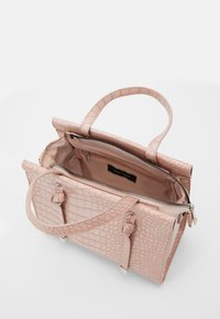 New Look - MINI TOTE - Handbag - light pink - 2