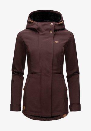 YBA - Outdoor jacket - wine red