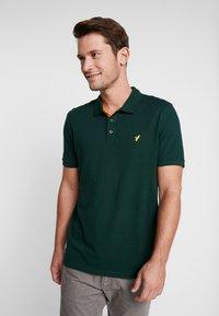Pier One - Koszulka polo - dark green - 0