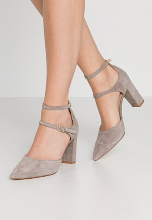 Klassiske pumps - grey