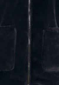 Another Influence - CALEB FUR JACKET - Winter jacket - navy - 2