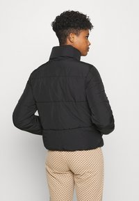 JDY - JDYNEWERICA PADDED JACKET - Winter jacket - black/silver - 2