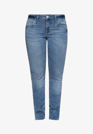 Slim fit jeans - hellblau