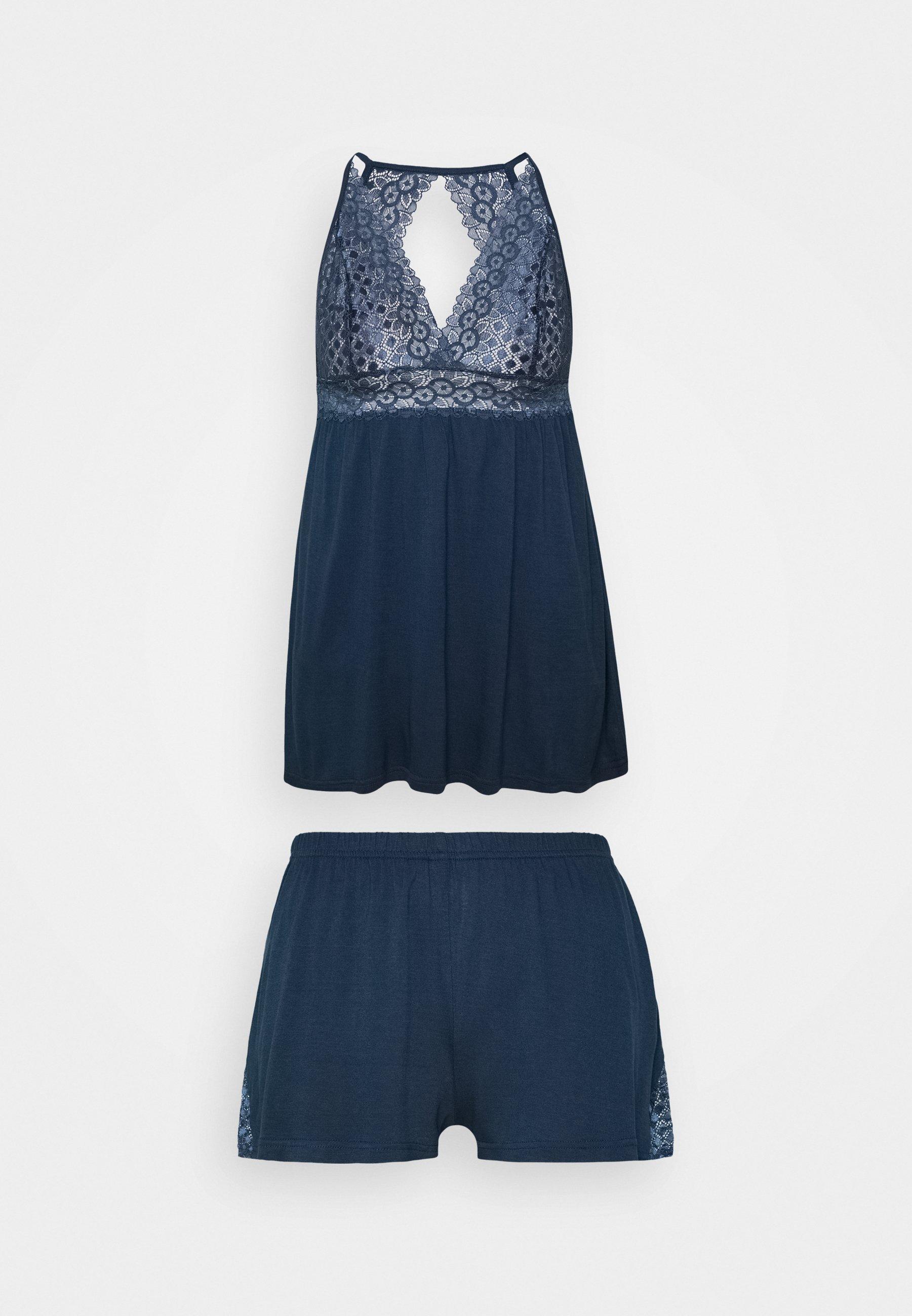 Damen LUXURY SHORTY SET - Pyjama