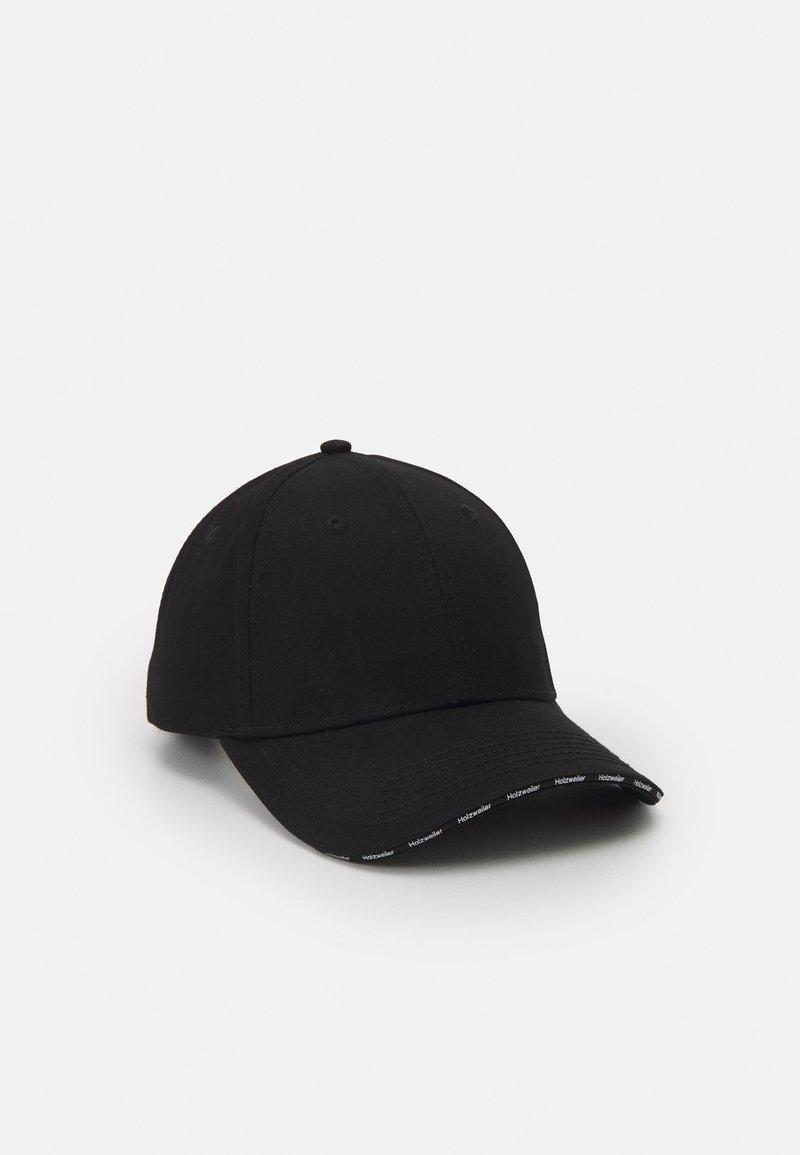Holzweiler - UNISEX - Cap - black