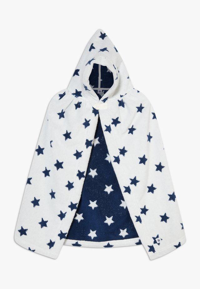 CAPE DE BAINMAR METU - Dressing gown - marshmallow/medieval