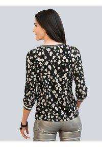 Alba Moda - Long sleeved top - schwarz,off-white,taupe - 3