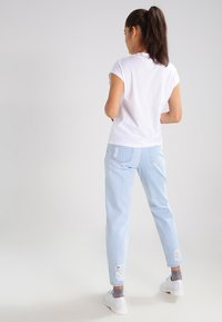 Cheap Monday - DIG  - T-shirt basic - white - 2