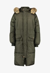 Urban Classics - Winter coat - darkolive - 5