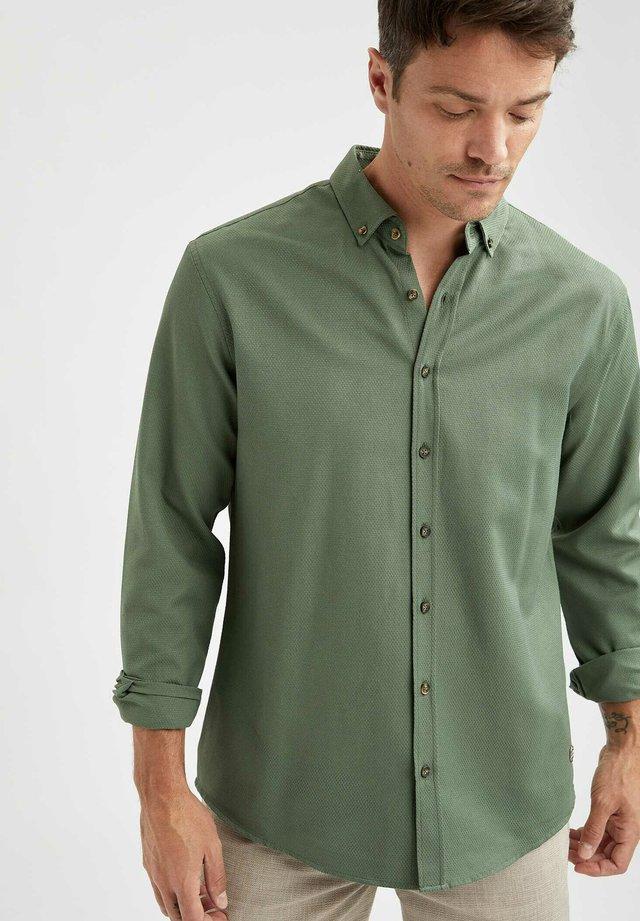 Overhemd - green