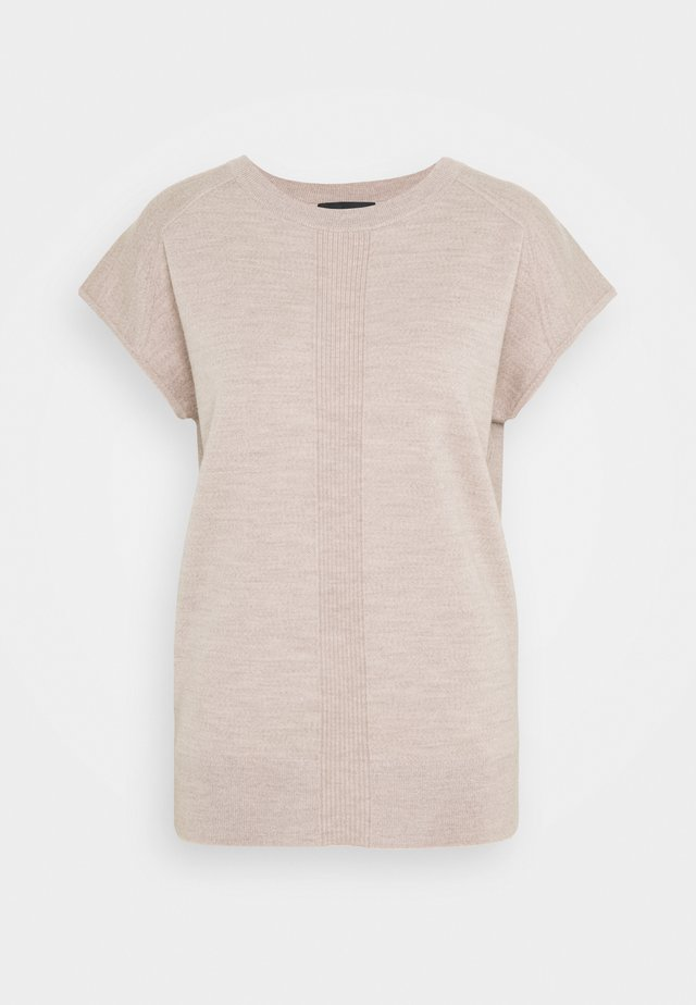 SLVLESS - Sweter - taupe