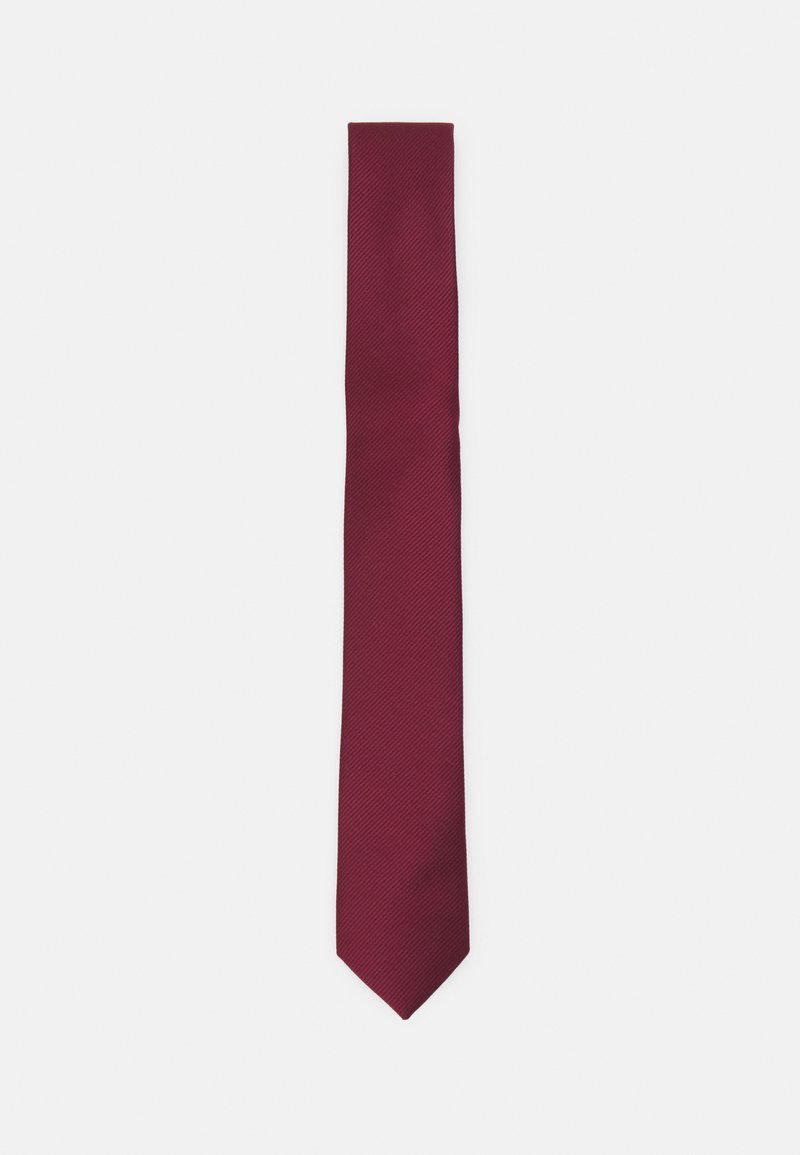 Pier One - Tie - bordeaux