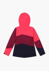Killtec - LYNGE GRLS - Outdoor jakke - neon-coral - 1