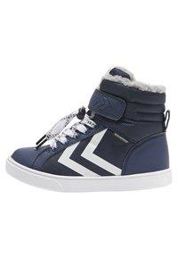 Hummel - SPLASH  - Winter boots - black iris - 5