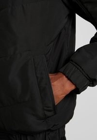 TOM TAILOR DENIM - LIGHT PADDED JACKET - Winter jacket - black/grey - 3