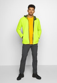 CMP - MAN JACKET FIX HOOD - Training jacket - energy - 1