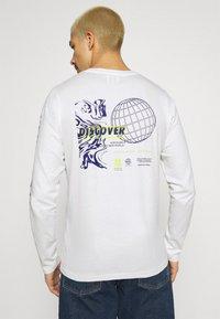 Redefined Rebel - RRMUSA TEE - Långärmad tröja - offwhite - 2