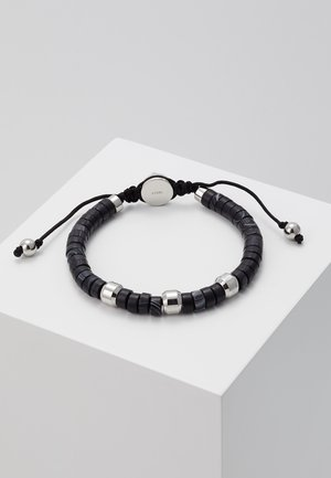 BEADS - Armband - schwarz