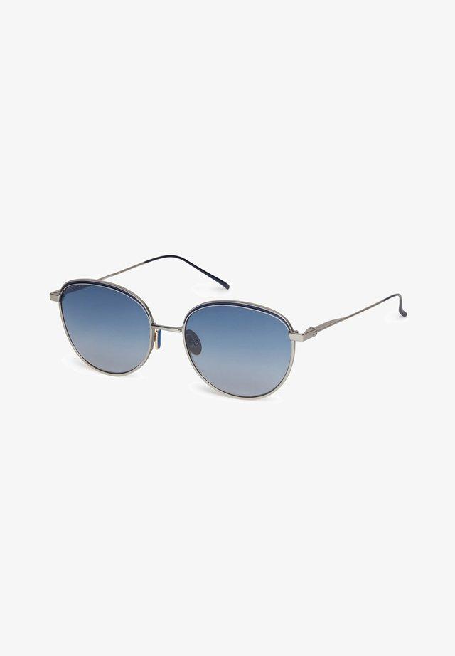 Occhiali da sole - blue / silver