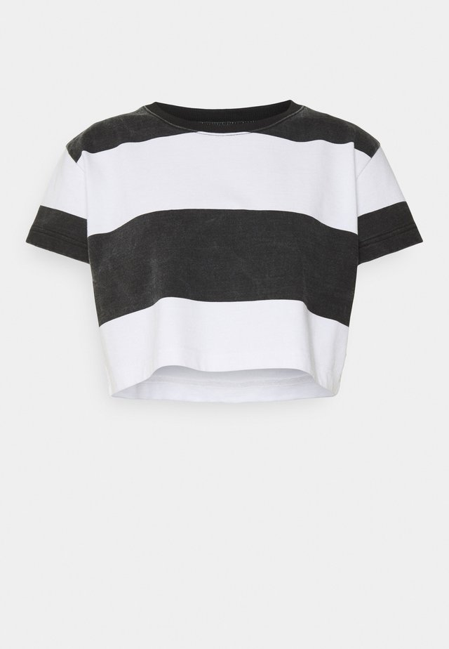 DAKOTA - T-shirt con stampa - black