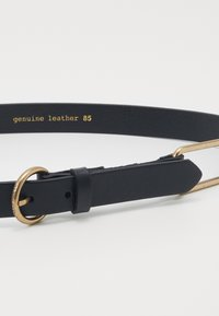 Marc O'Polo - BELT LADIES - Belt - black - 2