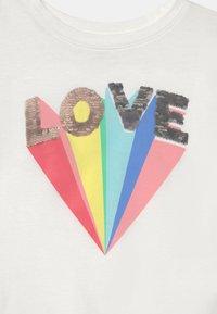 GAP - GIRL - Print T-shirt - new off white - 2