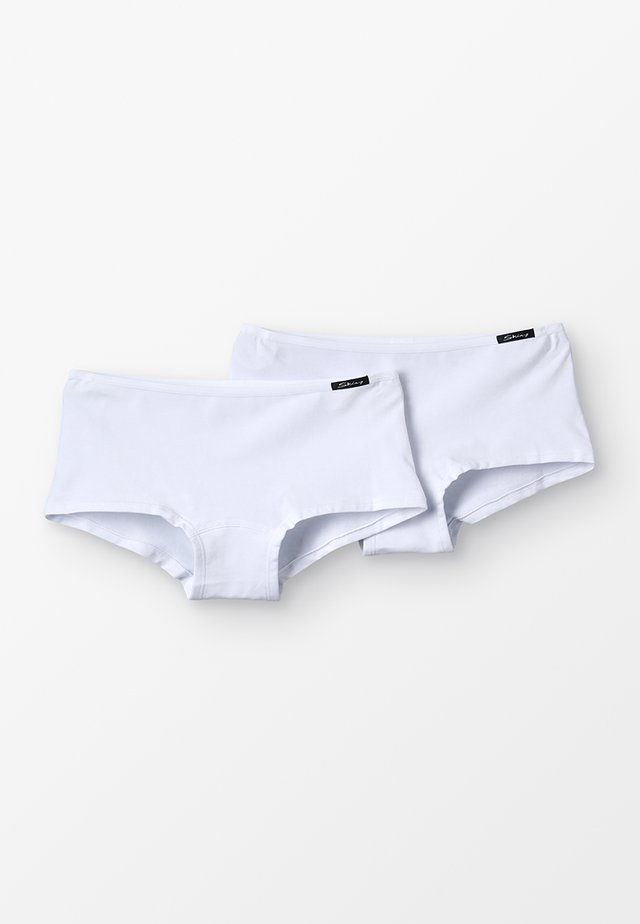 ESSENTIALS GIRLS PANT 2 PACK - Shorty - white