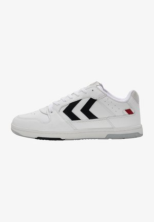 POWER PLAY - Trainers - black/white/grey