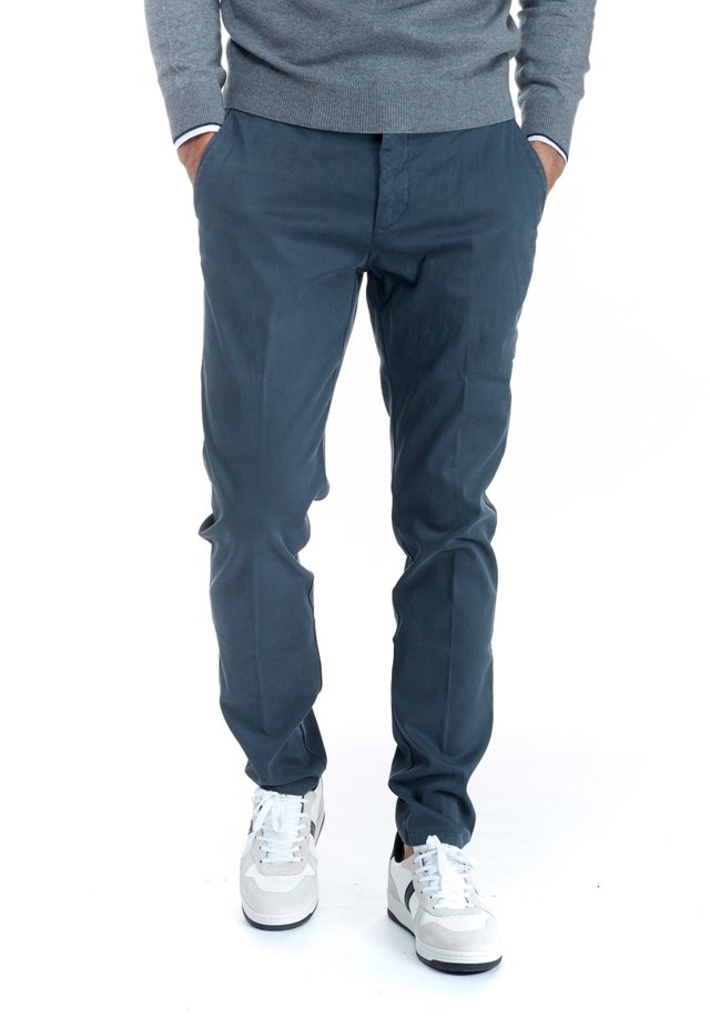 NARROW - Pantalones chinos - antracite